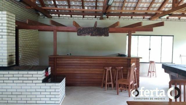 Chácara em Araucária com piscina e amplo Salão - Foto 2