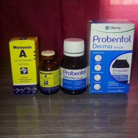 Monovin A + Probentol