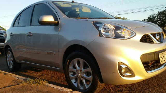 Nissan March 2014/2015