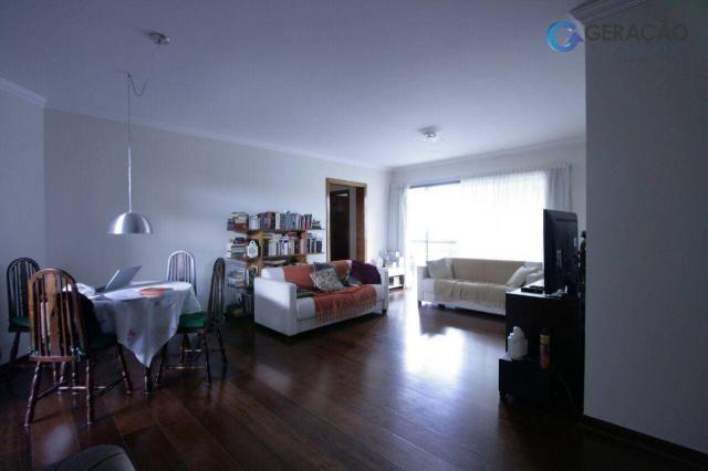 Apartamento com 4 dormitórios à venda, 178 m² por r$ 720.000 - vila adyana - são josé dos  - Foto 2