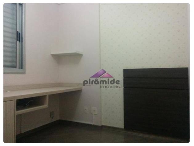 Apartamento com 2 dormitórios à venda, 55 m² por r$ 265.000,00 - jardim augusta - são josé - Foto 2