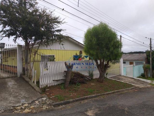 Terreno à venda, 250 m² por r$ 265.000 - santo antônio - são josé dos pinhais/pr - Foto 3
