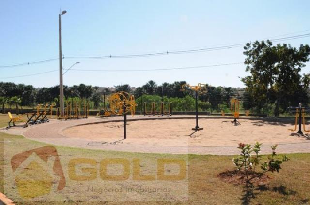 Terreno em condomínio para venda em uberlândia, cond splendido - Foto 4