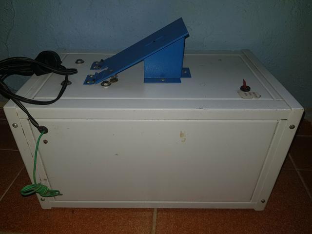 f89b12714 Máquina de chinelo compacta print - Equipamentos e mobiliário ...