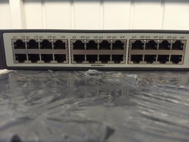 Switch Hp 24 portas Baseline 2928-SFP Pluss - Foto 3