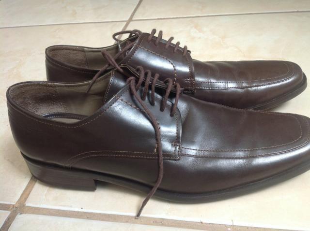 3d7717f35 Sapato masculino social marca famosa