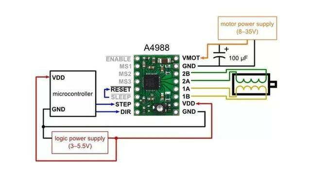COD-AM142 Driver Motor Passo A4988 Stepstick Reprap Ramps Cnc 3d Arduino Automação Rob - Foto 3