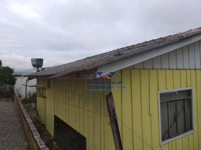 Terreno à venda, 250 m² por r$ 265.000 - santo antônio - são josé dos pinhais/pr - Foto 4