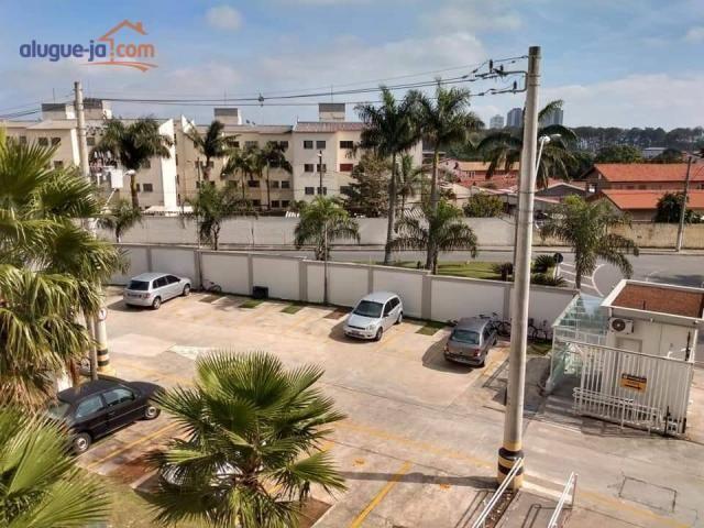 Lindo apartamento com 2 dormitórios à venda, 47 m² por r$ 195.000 - palmeiras de são josé