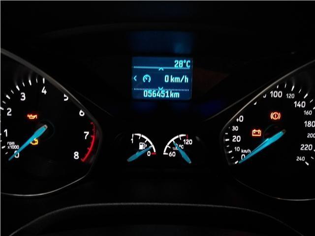 Ford Focus 1.6 se 16v flex 4p manual - Foto 16