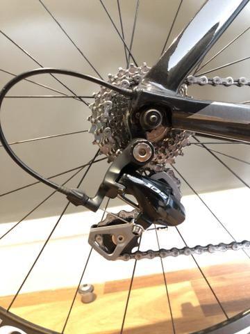 Bicicleta TREK (Bike) TT Carbono Speed Concept - Foto 6