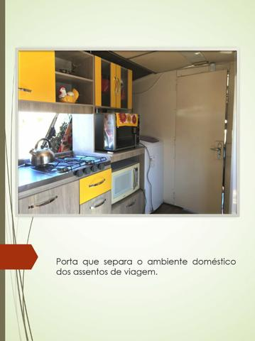 Ônibus-casa - Foto 10