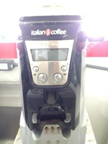 Máquina de café expresso 3 grupos com Moinho eletrônico, perfeito estado de conservação - Foto 5