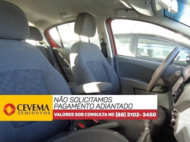 Fiat Palio Attractive 1.4 - Vermelho - Foto 7