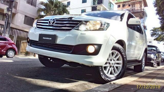 Toyota Hilux Sw4 3.0 4x4 Diesel 2013 -5 Lugares - Foto 17