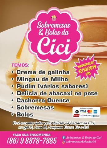 Bolos & Sobremesas da Cici? - Foto 2