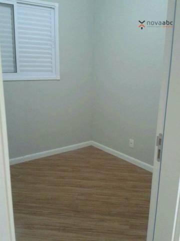 Apartamento para alugar, 47 m² por R$ 1.200,00/mês - Vila João Ramalho - Santo André/SP - Foto 5