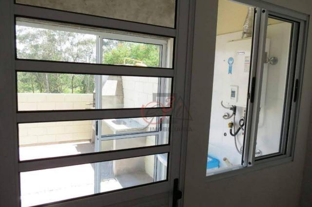Casa com 3 dormitórios à venda, 105 m² Quebec Ville, Granja Viana - Cotia/SP - Foto 14