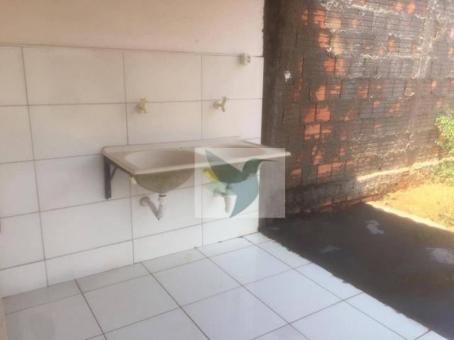 Casa com 2 dormitórios para alugar, 60 m² por r$ 650/mês - cascata - Foto 5