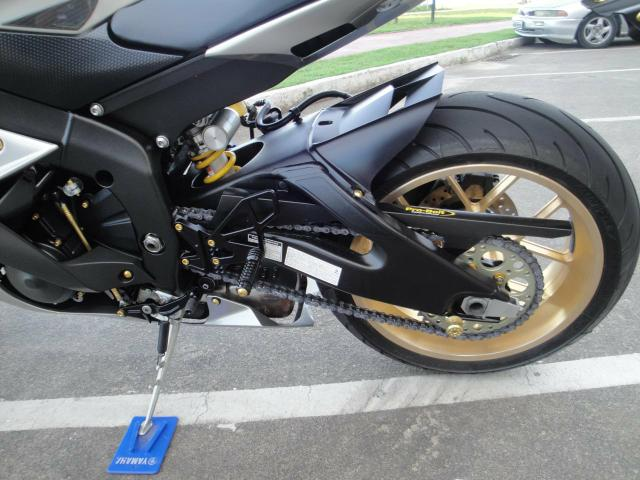 Yamaha R6 2007/2008 - Foto 5