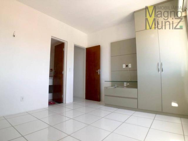 Apartamento projetado com 3 dormitórios, 2 vagas, à venda, 110 m², por r$ 275.000 - papicu - Foto 13