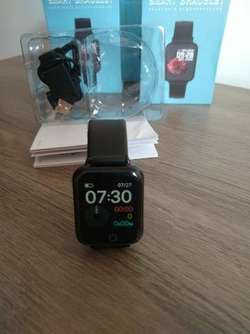 Smart bracelete relógio inteligente - Foto 5