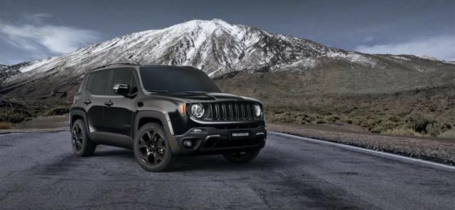 Jeep Renagade Turbo Diesel 2.0 Nigh Eagle 2018/2018 - Ótimo estado