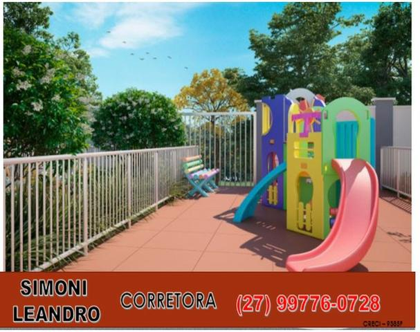SCL - 75 - Boa Esperança/ Apartamento 2quartos / 33m² a 42m²/ lazer completo/ elevador/ - Foto 5