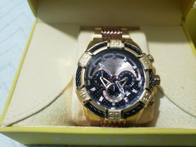 Coleção relógios INVICTA Originais - Foto 5