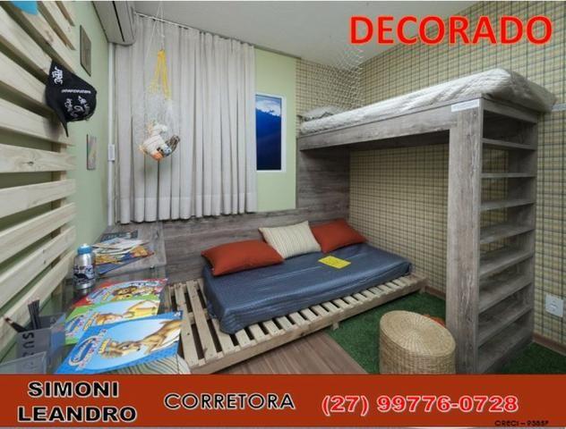 SCL - 34 - Apartamento 2 quartos, quintal, lazer completo, elevador, (entrada facilitada) - Foto 5