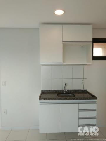 Apartamento para alugar com 2 dormitórios em Ponta negra, Natal cod:APA 105749 - Foto 2