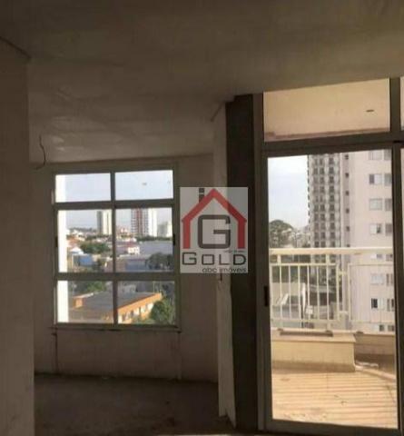 Apartamento para alugar, 195 m² por R$ 3.420,00/mês - Santa Paula - São Caetano do Sul/SP - Foto 18
