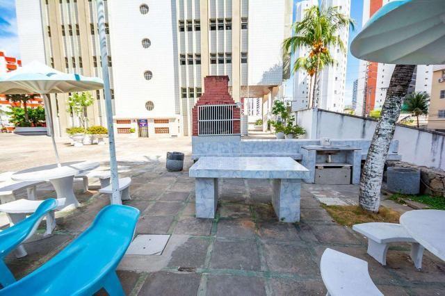 Apartamento para aluguel, 3 quartos, 2 vagas, Papicu - Fortaleza/CE - Foto 18