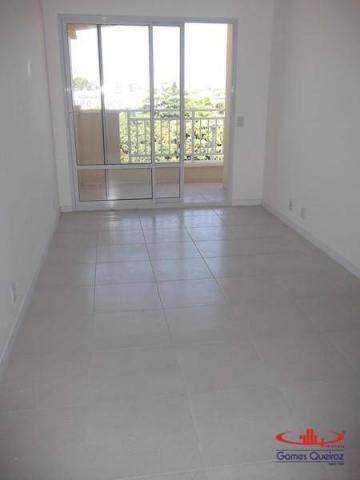 Apartamento residencial à venda, Cambeba, Fortaleza - AP0036. - Foto 6