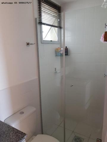 Apartamento para Venda em Cuiabá, Boa Esperança, 3 dormitórios, 1 suíte, 2 banheiros, 2 va - Foto 16