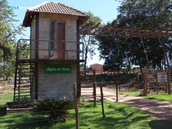 Terreno no Condomínio Àguas do Ouro à venda, 360 m² por R$ 36.400 - Distrito do Coxipó do  - Foto 19
