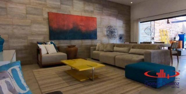 Casa com 5 dormitórios à venda, 350 m² por R$ 1.200.000 - Porto das Dunas - Aquiraz/CE - Foto 13