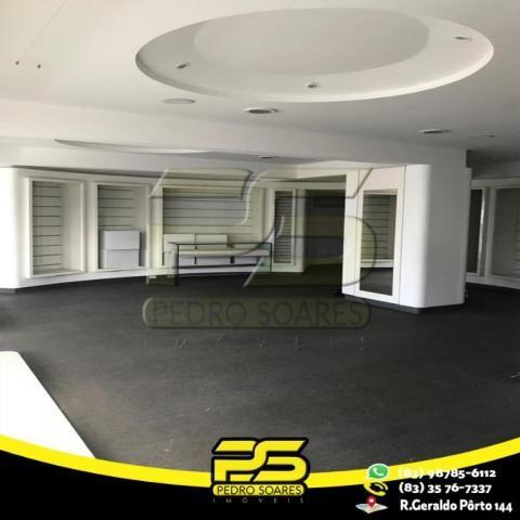 Casa com 4 dormitórios para alugar por R$ 7.000,00/mês - Tambaú - João Pessoa/PB - Foto 18