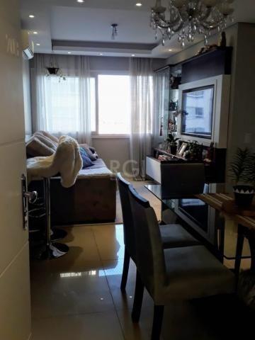 Apartamento à venda com 2 dormitórios em São sebastião, Porto alegre cod:LI50878945 - Foto 9
