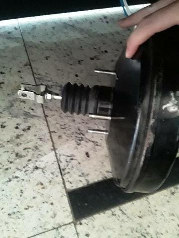 Cilindro mestre de freio e hidrovácuo corolla - Foto 4