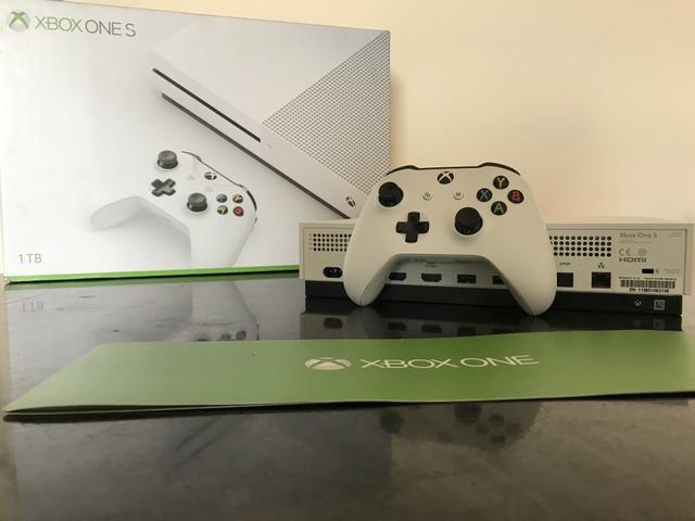 Xbox One S + 11 jogos ( Aceito Cartão ) - Foto 3