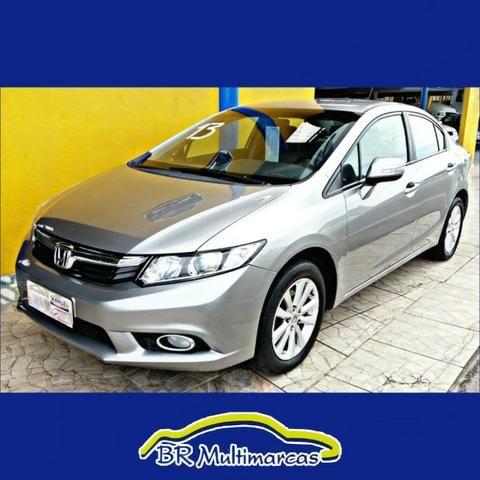 Honda Civic LXL Flex 2013 vendido