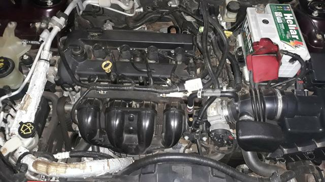 Ford Fusion 2.5 SEL 2011 com teto solar - Foto 17