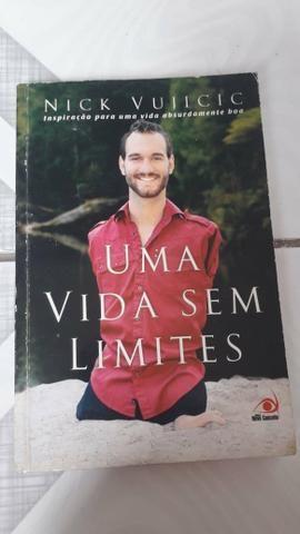 Livro Uma vida sem limites