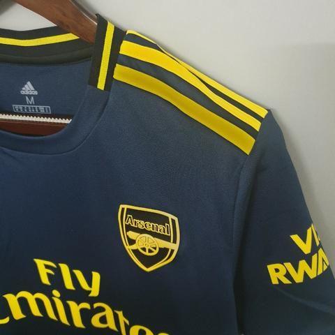 Camisa Arsenal Third 19/20 - Foto 4