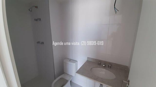 Cobertura linear em Botafogo, no You, Real Grandeza, 156m, 3 quartos, vista Cristo - Foto 16