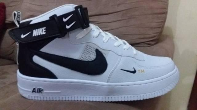 Basqueteiras Nike Air ( 38 ao 43 ) -- 2 Cores Disponíveis  - Foto 2