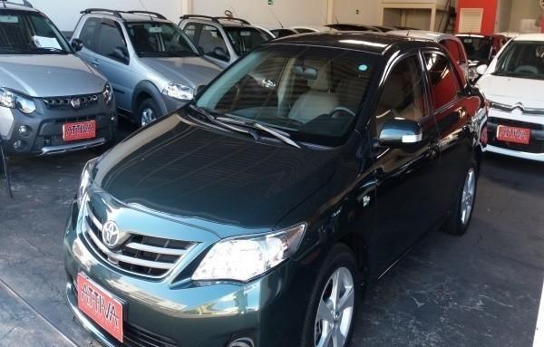 Toyota Corolla XEi 2.0 Verde