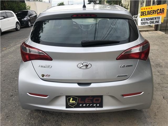 Hyundai Hb20 1.6 premium 16v flex 4p automático - Foto 6