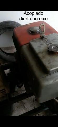 Grupo gerador a diesel yanmar - Foto 4